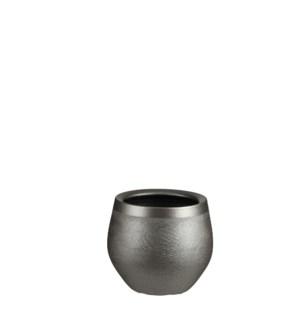 "Douro pot round d. gold - 8x7"""