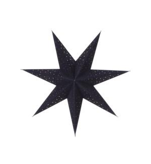 "Star hanging blue - 23.75x7"""