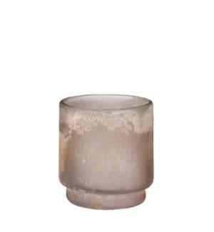 """Tealight holder gold - 4.75x4.75"""""""