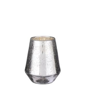 "Hurricane light silver - 6x6.75"""