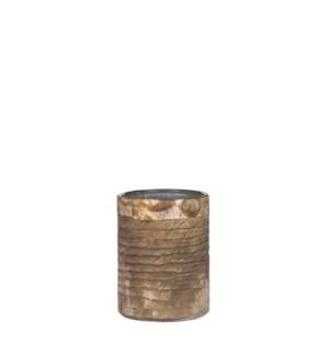 "Tealight holder copper - 4x5"""