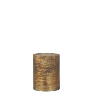 """Tealight holder gold - 4x5"""""""