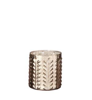 """Tealight holder gold - 4x4"""""""