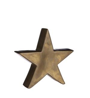 "Star gold - 8.25x2x8"""
