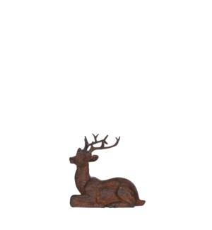 """Deer brown - 4x2x3.5"""""""