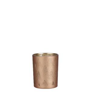 """Tealight holder pink - 4x4.75"""""""