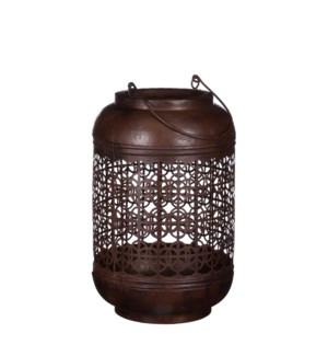 "Harley lantern copper - 8x13"""