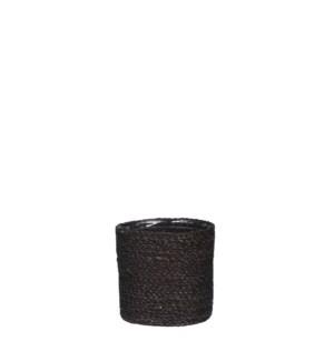 "Atlantic basket black - 5.5x5.5"""