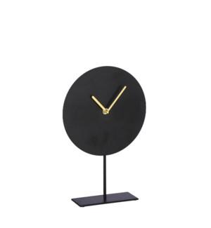 """Clock black - 8x2.25x11.75"""""""