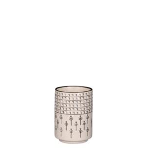 """Vigo cup off white - 3x4.25"""""""