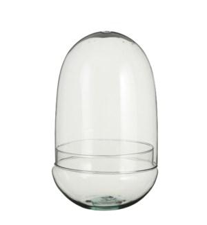 """Phil terrarium cover glass - 7.5x11.75"""""""