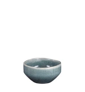 "Rhea bowl petrol - 5x2.5"""
