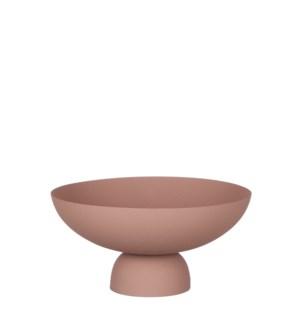 "Celia bowl pink - 9.75x5"""