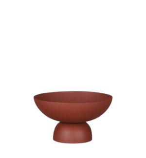 """Celia bowl brown - 8x4.5"""""""