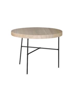 "Cesar decoration table black - 10.25x7.75"""