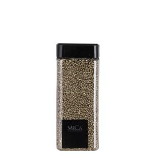 """Granulate glitter gold 550ml - 3x3x6.25"""""""