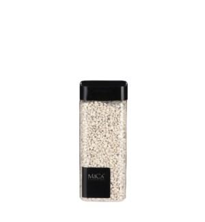 """Granulate glitter champagne 550ml - 3x3x6.25"""""""