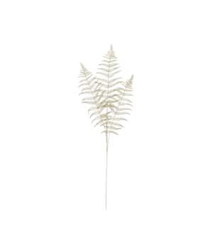 """Spray fern gold - 31.25x9.75x1.25"""""""