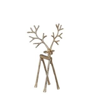 """Reindeer gold - 9x5x15.25"""""""