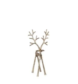 """Reindeer gold - 7x4x13"""""""