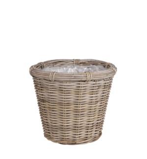 "Delta basket grey - 15x13"""