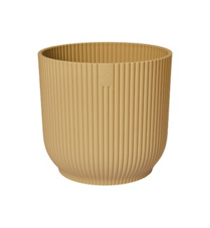 vibes fold round 16cm butter yellow