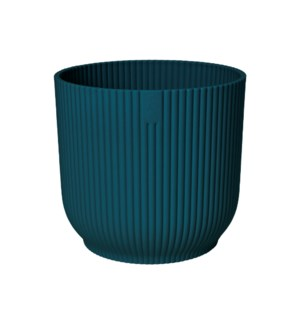 vibes fold round 16cm deep blue
