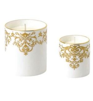 Buckingham Small Candle Set
