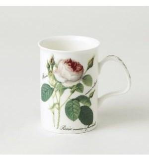 Redoute Rose Lancaster Mug Set