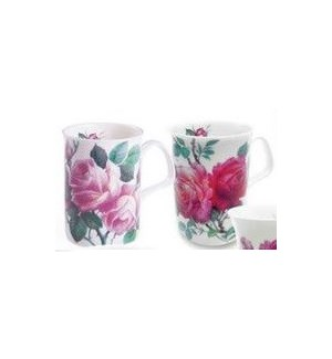 English Rose Lancaster Mug Set