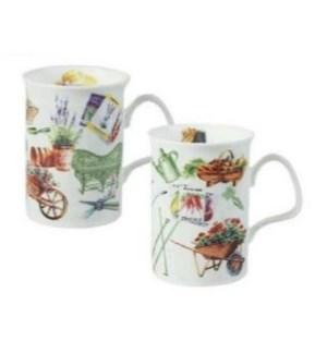 In The Garden Lancaster Mugs Set