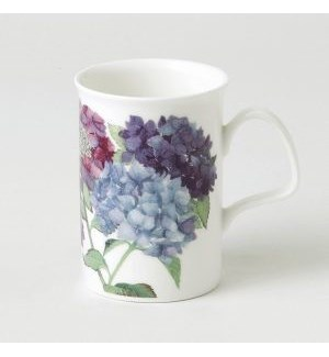 Hydrangea Lancaster Mug Set