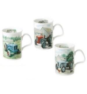 Countryside Lancaster Mug Set