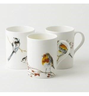 Birds Robin Lucy Mug - Robin Set