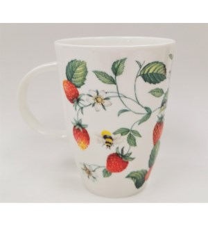 Alpine Strawberry Louise Mug Set
