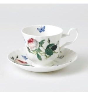 Palace Garden Anne Tea Cup & Saucer Set