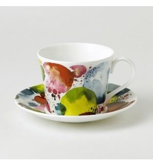 The Planets Lucy Breakfast Cup & Saucer Set