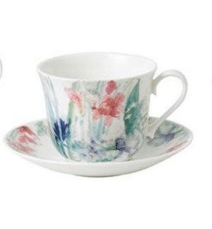 Sweet Meadow Chatsworth Breakfast Cup & Saucer