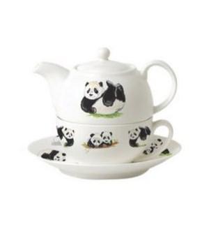 Panda Tea For One