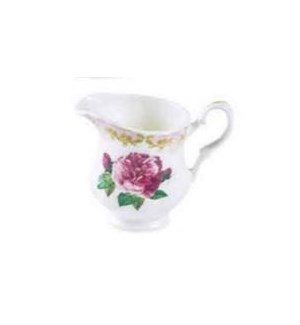 Vintage Roses Cream Jug Set