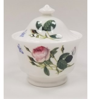 Palace Garden Covered Sugar Bowl Set