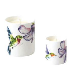 Humming Bird Small Candle Set