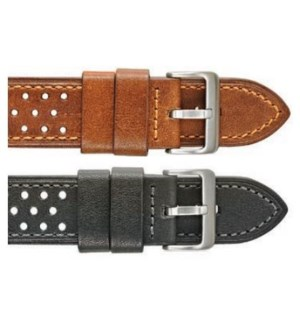 Thick Stitched Leather