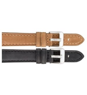 Flat Thick Stitched Leather