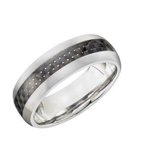 Cobalt Comfort Fit Ring