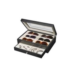 Glasses & Jewel Box