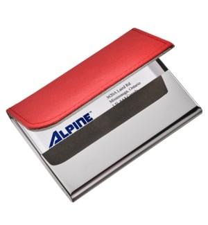 Engravable Card Case