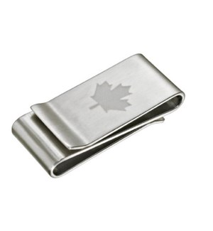 Canadian Souvenir Money Clip
