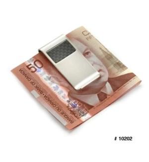 Carbon Fibre Money Clip