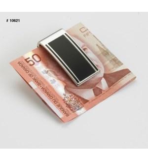 Matte Black Money Clip